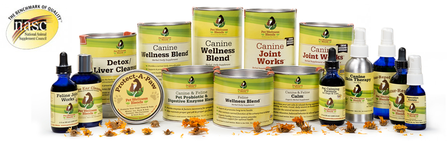 Pet Wellness Blends